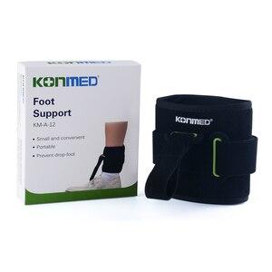 Image 2 - Adjustable Drop Foot Brace AFO AFOs Support Strap Elevator Poliomyelitis Hemiplegia Stroke Universal Size