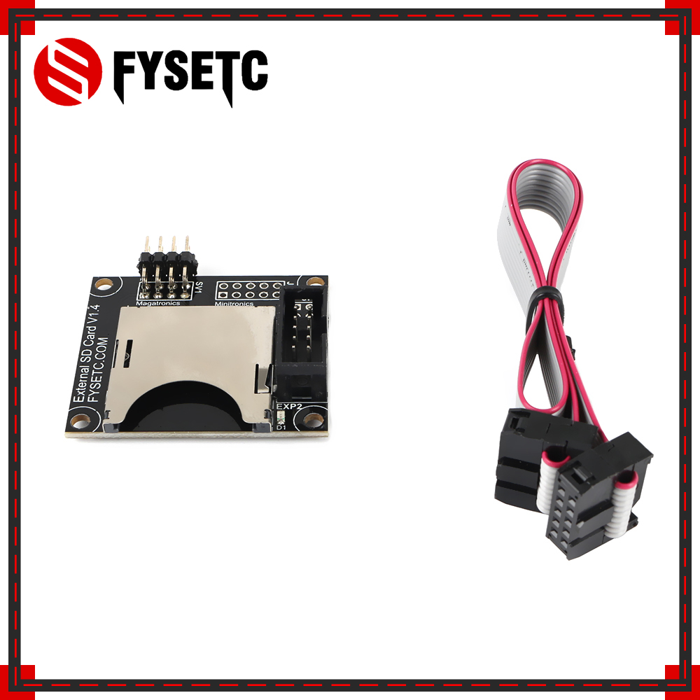 F6 SD Expansion Module External Card Reader Connector Adapter SD Reader For F6 4.3