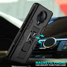 Luxury Armor Shockproof Case For Xiaomi Mi play CC9 Redmi Note 8 7 9 Pro Max 9SE 8T K20 K30 MI 10 A3 Lite Full Cover 7A 8A Cases(China)
