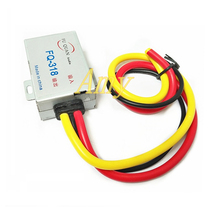 AUDIO-POWER-FILTER FILTERING-NOISE 12V FQ-318 Power-Supply Anti-Jamming Vehicle Current-Sound