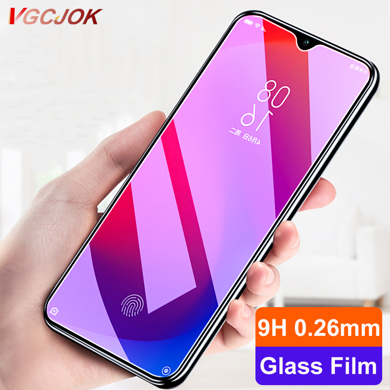 9H 0.26MM Tempered Glass For Xiaomi Mi 9 SE 9T Mi9 A3 Lite Screen Protector Glass For Redmi 7A 8A Note 7 8 Glass Protective Film