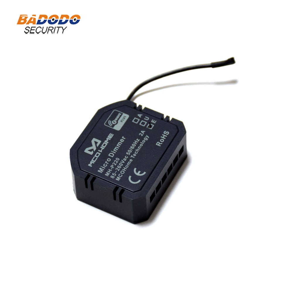 Zwave Dimmer Switch Module MCO MH-P220 For Smart Home Automation With 868.42MHZ European Standard