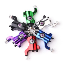 Tattoo-Machine-Gun Permanent Rotary for Shader-Liner Rca-Interface Aluminum-Alloy Newest
