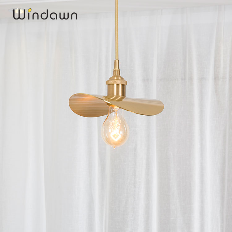 Windawn Nordic Modern Pendant Lights Classics Brass Pendant Lights Restaurant Hotel Bedroom Living Room Office Ceiling Lamp