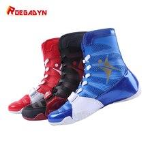 ROEGADYN спортивная обувь Профессиональная фитнес тяжелая атлетика глубокий приседание обувь бокс и Deadlift кроссовки