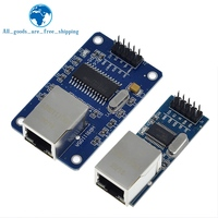 ENC28J60 spi-schnittstelle netzwerk modul Ethernet modul (mini version) für arduino