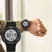 SYNOKE мужские военные часы для мужчин, спортивные часы класса люкс от ведущего бренда, аналоговые кварцевые Светодиодные цифровые уличные водонепроницаемые наручные часы