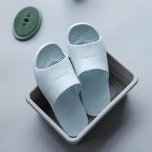 Home Floor Slippers Indoor Family Bathroom Bath Sandal soft sole slippers Women massage indoor 1420