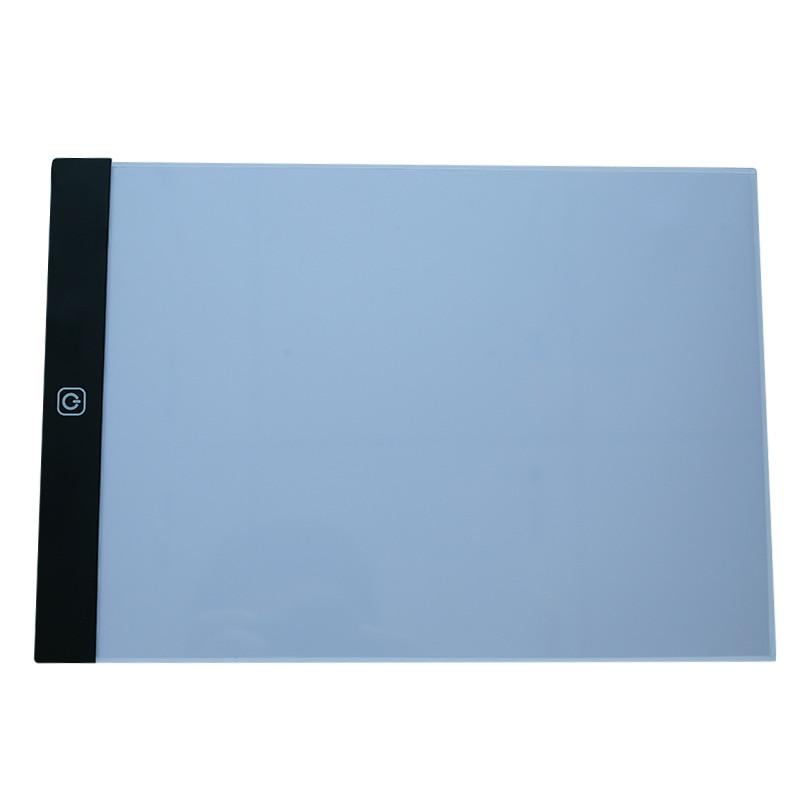 Klipsch Wei LED Copy Board Drawing Board Sketch Painted Translucent Anime Copy Taiwan A4 Copy Board