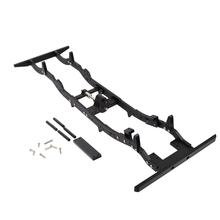 RCAIDONG RC Aluminium alloy Body Chassis Frame Kit for Axial Scx10 D110 313MM Wheelbase 1/10 Crawler Car