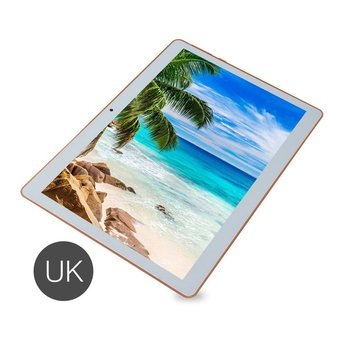 10.1 Inch IPS Screen Android 8.0 Ten-core Tablet PC 6GB+64GB Dual SIM Card Slots 3G Phone Call With GPS FM (US EU UK AU) 10 1 inch official original 4g lte phone call google android 7 0 mt6797 10 core ips tablet wifi 6gb 128gb metal tablet pc