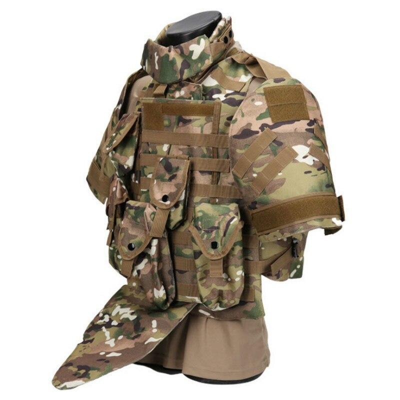 Wolf Slave OTV Expansion Tactical Vest Tactical Vest Field Combat Protective Vest