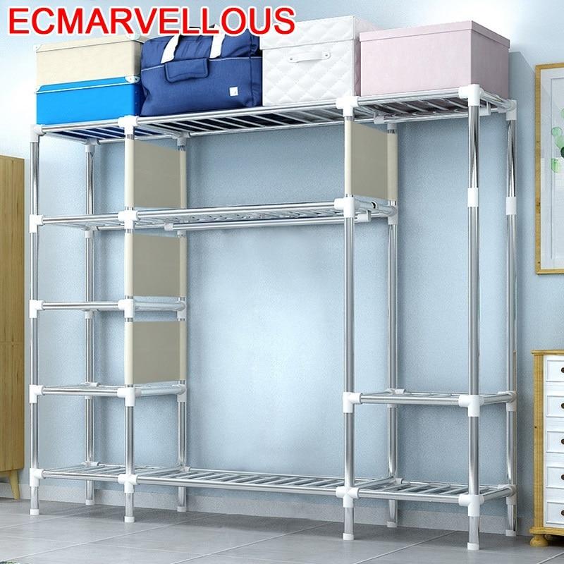 Home Meuble Storage Penderie Placard De Rangement Moveis Para Casa Bedroom Furniture font b Closet b
