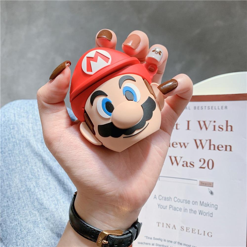 Super Mario AirPod Case 3