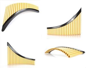 Image 5 - Hoge Kwaliteit 22 Leidingen PanFlute met Base G Sleutel ABS Plastic Roemenië Pan fluit Muziek Instrument Afstembare Panpipes Flauta Groothandel