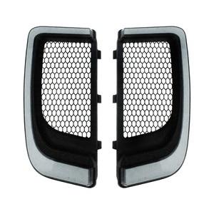 Image 4 - אופנוע LED Fairing נמוך גריל הפעל אות אור מקרה להארלי סיור אלקטרה Glide Ultra קלאסי רחוב Glide FLHTCU