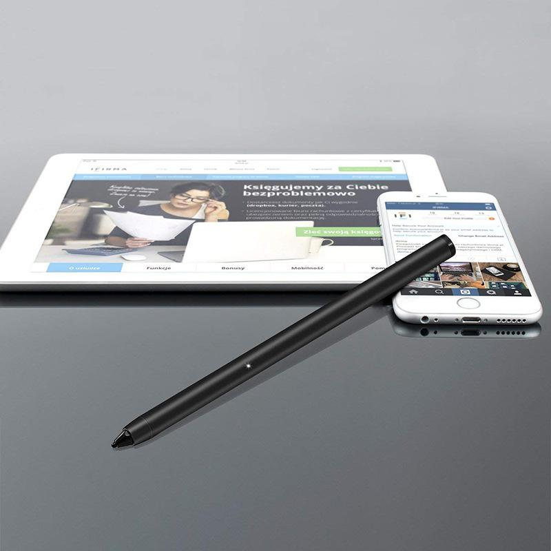 Active Stylus Pen Adjustable Fine Tip Stylus For IPad/iPhone/Samsung/Android Smartphone/Surface/Dell/Asus Touchscreen Devices