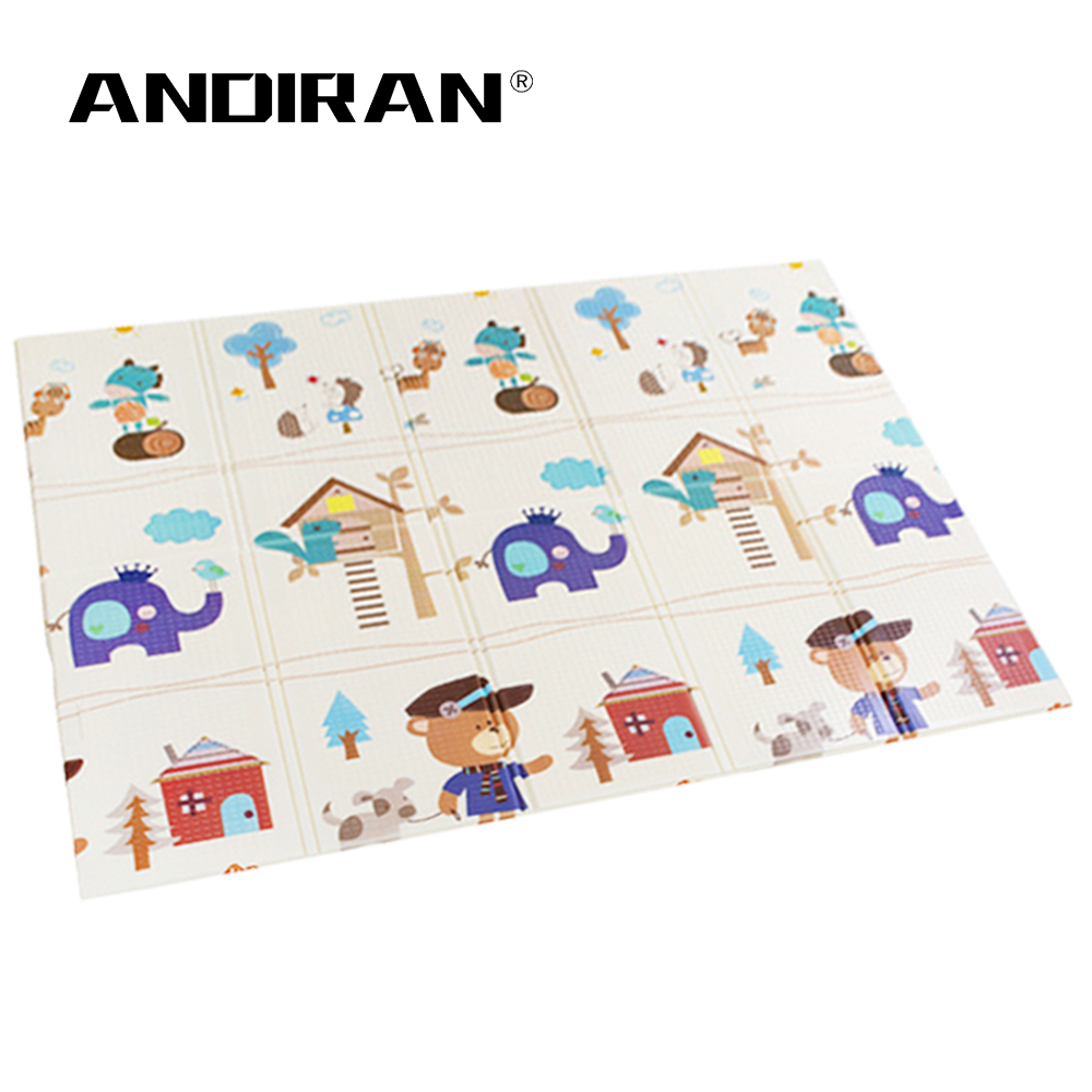 Baby Mat Play Mat For Kids 180*200*1cm Playmat Tapete Infant Kids Mat Soft Baby Rugs Crawling Baby Play Mat
