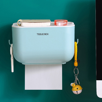 Naścienny pudełko na chusteczki uchwyt na papier kuchnia łazienka podajnik ręczników papierowych wyroby papiernicze do domu dozownik ręczników uchwyt na papier toaletowy tanie i dobre opinie CN (pochodzenie) Z tworzywa sztucznego blue white pink beige