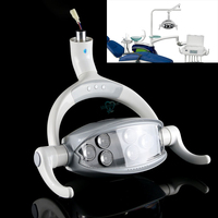 20W Dental LED Lamp Dental Chair Planting LED Induction Light White Light Freely Switch