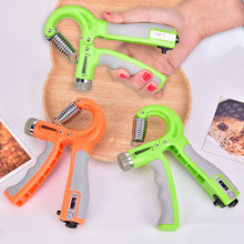 R-Type Heavy Grips Hand Gym Power Fitness Finger Exerciser Pow Grip Wrist Strength Training Gripper Carpal Expander 10-60 Kg(China)