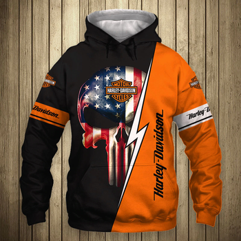 Men's 3D Printing Hoodie Fashion Casual Pullover New Style Racing Sweatshirt Men's Jacket Spring and Autumn Casual Sweatshirt
