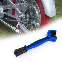 Motorcycle Chain Cleaner Plastic Bike Bicycle Moto Brush Cycling Clean Chain Cleaner Outdoor Scrubber Tool For Road MTB Bike 2