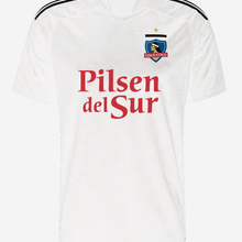 Colo-Colo Shirt Away Chile Black White Men AAA ARRIAGADA Home