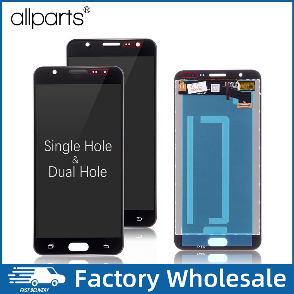 5,5 ''Original <font><b>LCD</b></font> für <font><b>SAMSUNG</b></font> Galaxy <font><b>J7</b></font> Prime <font><b>2016</b></font> <font><b>LCD</b></font> <font><b>Display</b></font> Touchscreen G610 G610F G610M Für <font><b>SAMSUNG</b></font> <font><b>J7</b></font> prime <font><b>Display</b></font> image