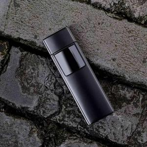 Image 5 - Mijia Beebest metalowa zapalniczka elektroniczna USB akumulator z ekranem dotykowym wiatroszczelne gadżety papierosowe mężczyźni bezpieczne bez ognia