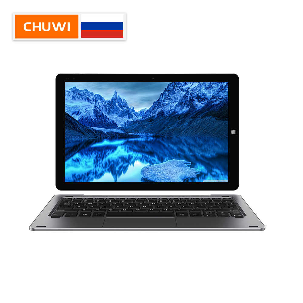 CHUWI Asli Hi10 X 10.1 Inch FHD Layar Intel N4100 Quad Core 6GB RAM 128GB ROM Windows10 Tablet dual Band 2.4G/5G Wifi