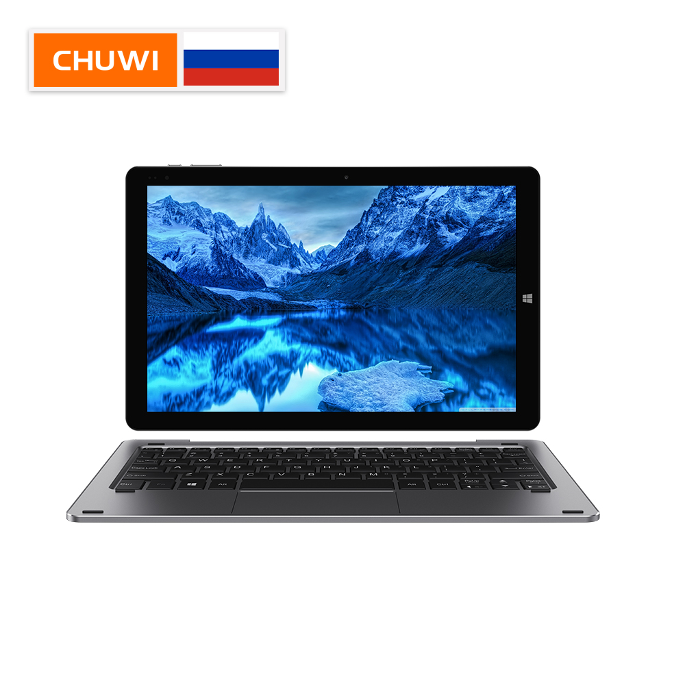 CHUWI Tablets Fhd-Screen Wifi Intel Windows10 Dual-Band Quad-Core Hi10x10.1inch N4100 title=