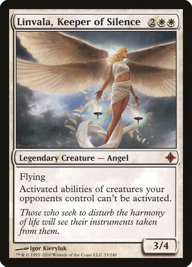 Linvala, Keeper Of Silence Rise Of The Eldrazi Magician ProxyKing 8.0 VIP The Proxy Cards To Gathering Every Single Mg Card.
