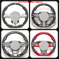 DIY Private custom carbon fiber steering wheel For Ford Ranger Raptor Contact customer service to discuss details