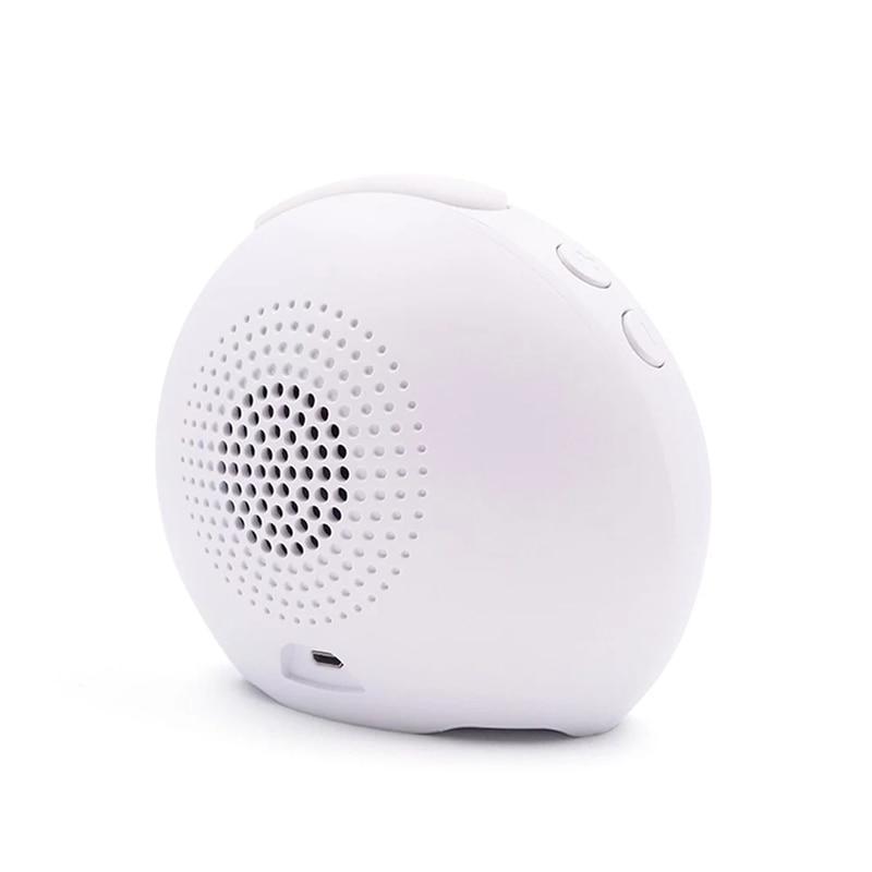 5 Вт Светодиодный умный сенсорный Ночной светильник Будильник Зарядка через usb цветной bluetooth музыкальный динамик с ЖК цифровым дисплеем времени Рабочий стол - 3