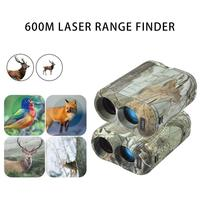 600m Laser Range Finder For Golf Yacht Measurement Tool LCD Fog Mode ABS Measurement And Analysis Instruments Laser Range Finder