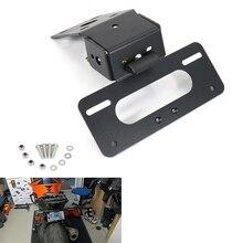 אופנוע זנב מסודר פנדר Eliminator ערכת לוחית רישוי מחזיק Bracket Fit עבור KTM 1290 סופר דוכס/R 2020 2021