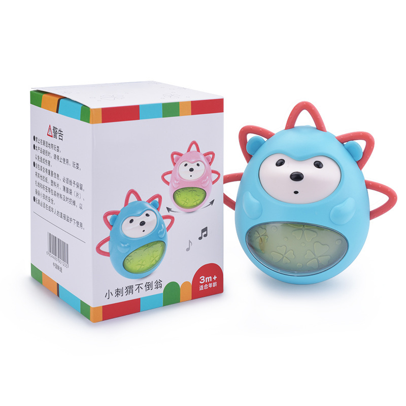 Baby Toys 0 12 Months Newborns Bathing Soft Toys For Baby Boy 1 Year Girl Infant Rattles Montessori Kids Tumbler Mobile Bell Toy