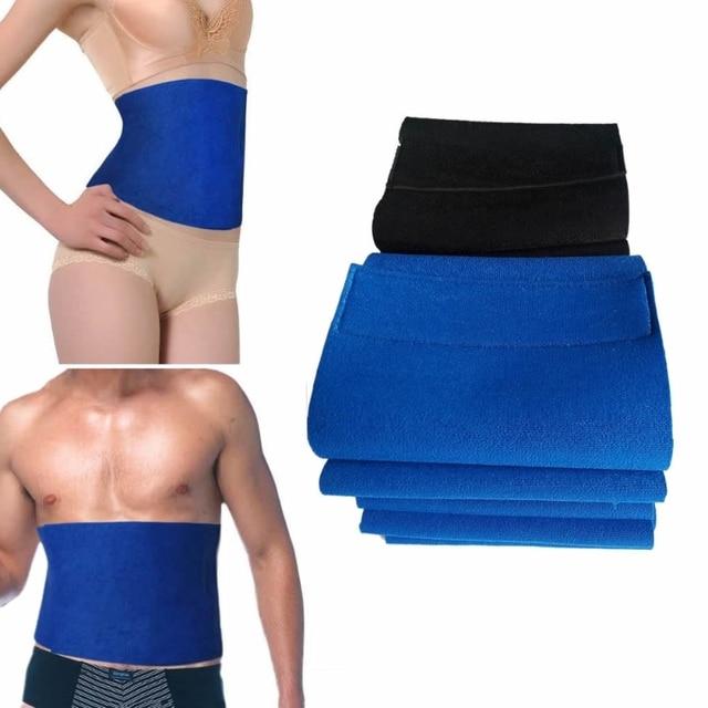 Waist Trimmer Exercise Burn Fat Sweat Weight Loss Slimming Body Shaper Wrap Belt DXAA 2