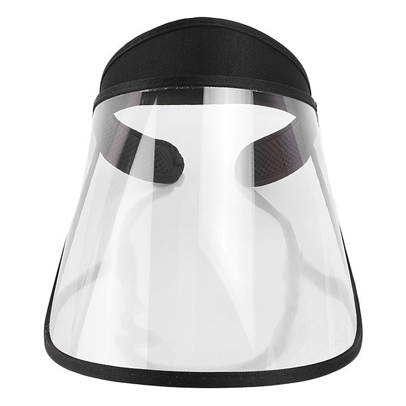 Professional Clear Full-Face Shield Transparent Safty