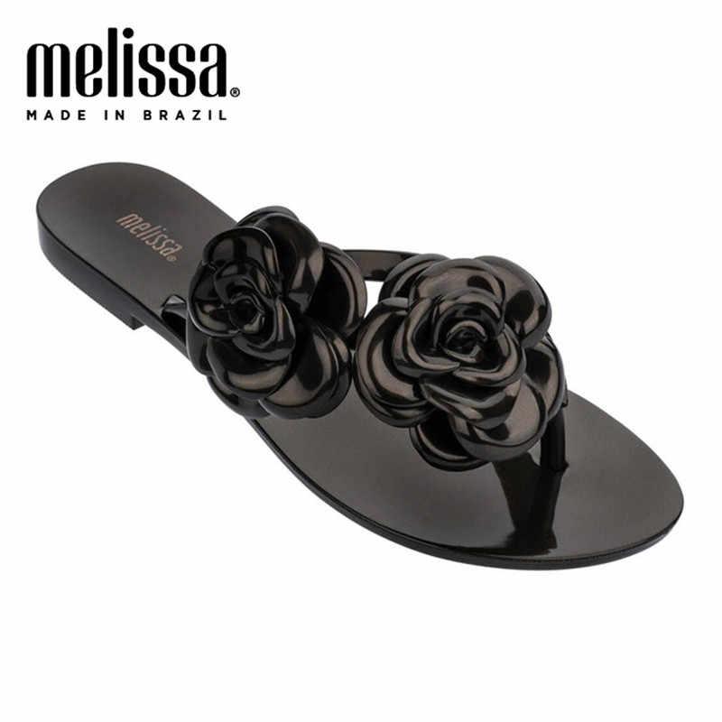 Melissa Harmonische Adulto Vrouwen Gelei Schoenen Platte Slippers Sandaal 2020 Vrouwen Jelly Flip Flop Melissa Vrouwelijke Schoenen Vrouwen Slides