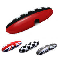 KJAUTOMAX For Mini Cooper R50 R52 R53 JCW high quality ABS Inside Rearview Mirror Cover