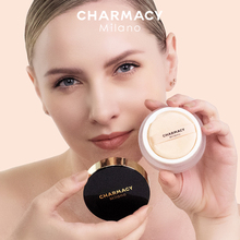 CHARMACY Setting Powder Translucent Makeup Loose Powder Waterproof Oil-control Longlasting Loose Powder With Puff Cosmetic