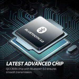 Image 2 - SoundPEATS Bluetooth 5.0 Wireless Earphones Magnetic IPX6 in Ear  Wireless Earbuds 14 Hrs Playtime APTX HD CVC Q12 HD