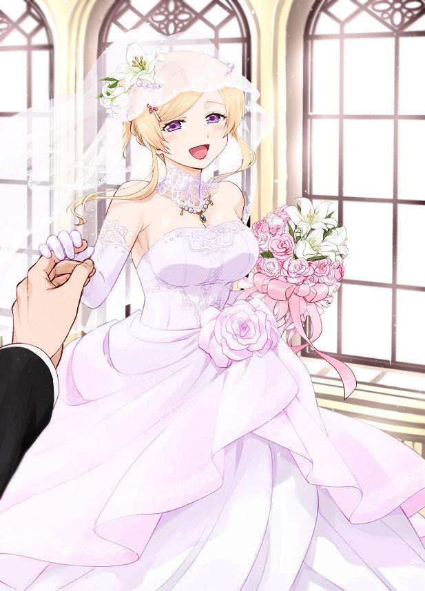【P站美图】祝你们永远幸福!想为六月新娘送上祝福的插画特辑
