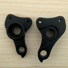 1pc Bicycle gear rear derailleur hanger For Carbon EPS full suspension carbon mountain bike frame 29er carbon frame bike dropout thrust bicycle carbon frame bike mtb frame 29er 27 5er 15 17 19 bsa bb30 tapered mountain bike frame 2 year warranties 8 colors