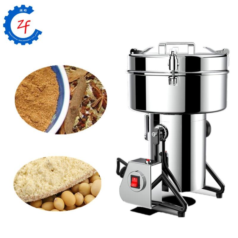 High Quality Cassava Tea Leaf Grinding Machine Coffee Bean Flour Mill Milling Machine