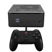 Kinhank Super Console PC boîte rétro Console de jeu et puissance Mini PC construire en 62000 jeux prise en charge pour PS1/PS2/DC/N64/Wii 80 + émulateur
