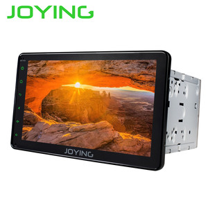 Image 5 - JOYING 2 DIN รถวิทยุ Android 8.1 OCTA Core 8 นิ้ว 1024*600 4G Fast BOOT DSP SWC GPS Navigation วิทยุรถยนต์สากล HD