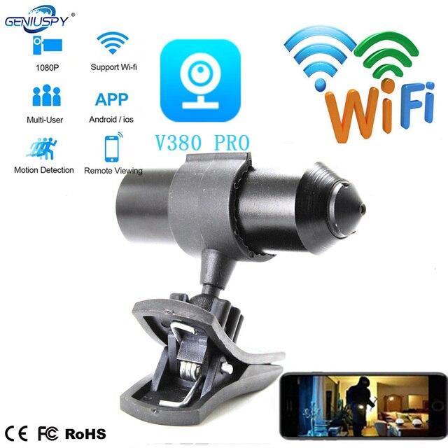 5V moc CCTV bezpieczeństwo 1080P HD wideo otwór zawleczki Wifi kamera typu bullet nadzór ip sieć wsparcie audio P2P gniazdo kart sd DVR